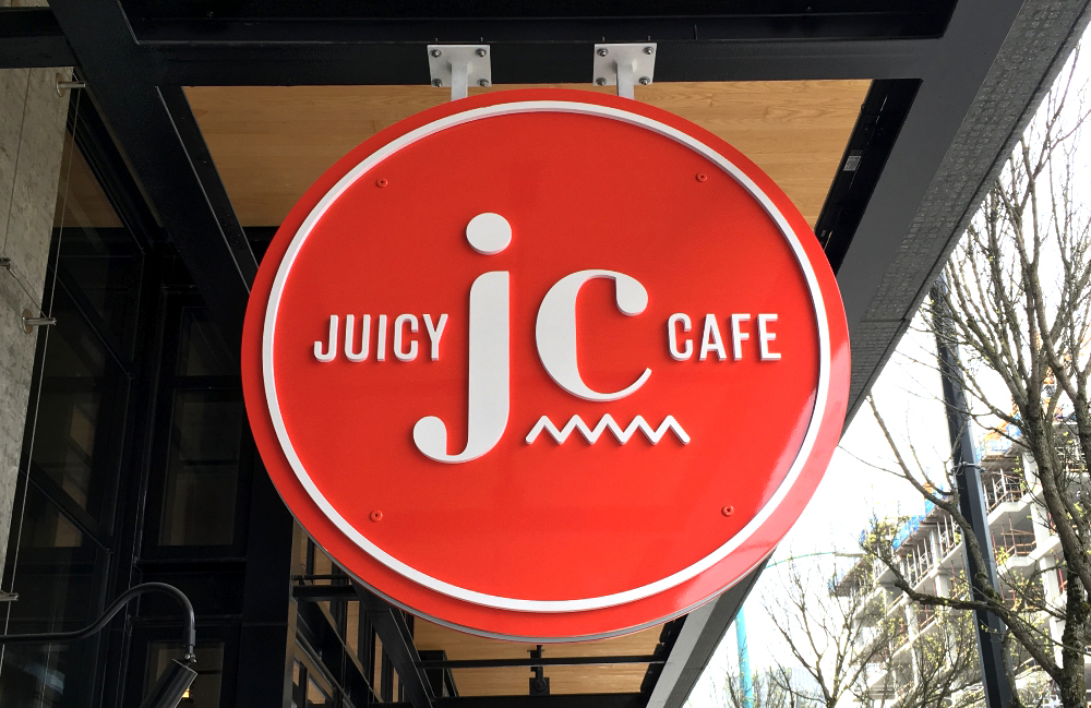 Juicy Cafe Blade Pic