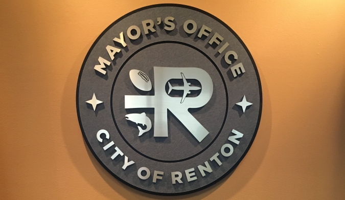 Seal for Renton Mayor's Office Pic 1