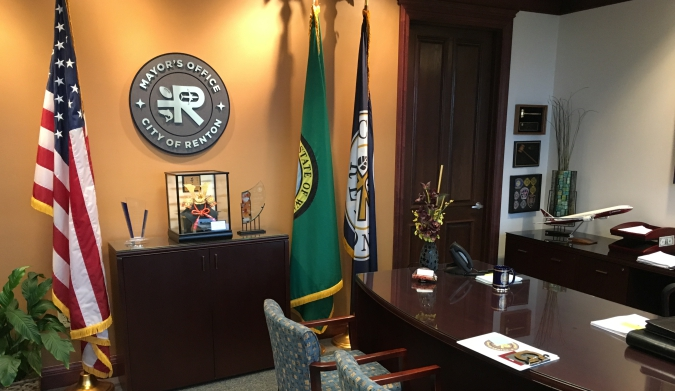 Seal for Renton Mayor's Office Pic 2